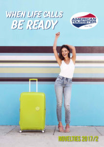 American Tourister 2017