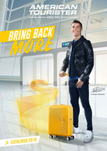 American Tourister 2019