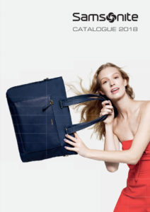 Samsonite Catalogue 2018
